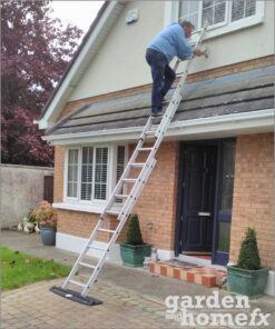 Recycled Anti-slip Ladder Wedge Mat, supplied from Ireland